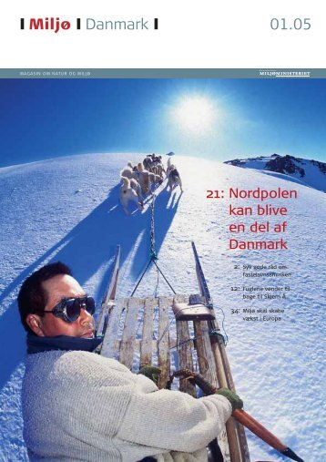 MiljøDanmark nr. 1/2005 - Miljøministeriet