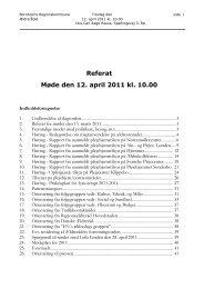 Referat Møde den 12. april 2011 kl. 10.00 - Bornholms ...