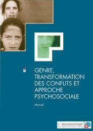 Genre, transformation - Deza - CH