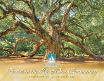 FY 2012 Annual Report - Coastal Hospice