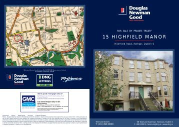 15 HIGHFIELD MANOR - MyHome.ie