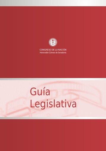 Guía Legislativa