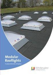 Modular Rooflights - RIBA Product Selector