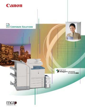 color imagerunner c5180 brochure american business copiers rh yumpu com