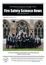 Download PDF - International Association for Fire Safety Science