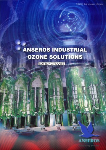 solutions for bottling plants () - Anseros