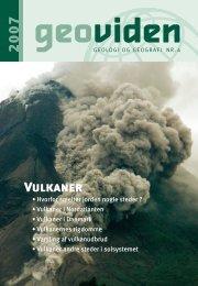 Vulkaner - Geocenter København