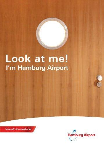 HAM: The Brochure - HAMinfo Terminal