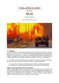 USA-ENGLAND kontra IRAK - Johan Galtung - Visdomsnettet - Page 3