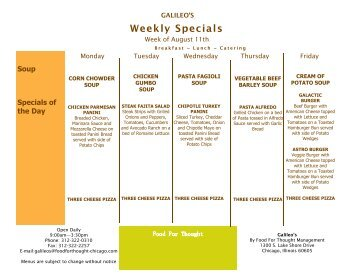 weekly specials 8-11-08.pub - Food For Thought