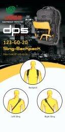 Sling-Backpack 123-GO-20 - OpticsPlanet.com