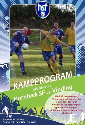 Hornbæk SF Vinding