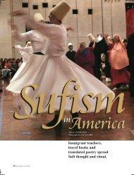 Immigrant teachers, travel books and translated ... - SPAN Magazine