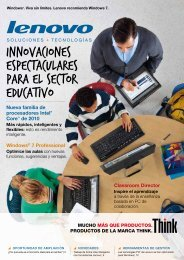 innovaciones espectaculares para el sector educativo