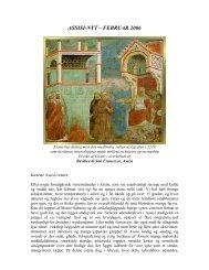 Februar 2006 - Assisi Mission
