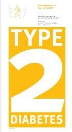 Forløbsprogram for Type 2 Diabetes - Region Hovedstaden