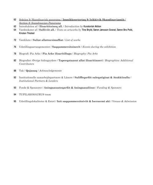 tupilakosaurus - Print matters!