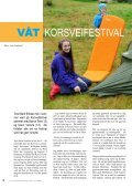 Lund og Heskestad - Våt, men fantastisk Korsvei ... - Steinar Rettedal - Page 6