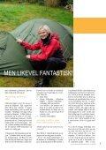 Lund og Heskestad - Våt, men fantastisk Korsvei ... - Steinar Rettedal - Page 7