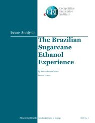 The Brazilian Sugarcane Ethanol Experience - AgManager