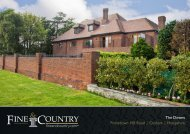 The Downs Portsdown Hill Road | Cosham ... - Fine & Country