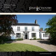 Cliff Lane House, Cromer - Fine & Country
