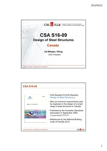 PDF CSA S - Free Download PDF