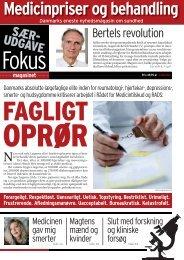 Medicinpriser og behandling, særudgave - Fokusmagasinet
