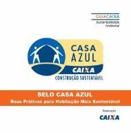 Manual Selo Casa Azul CAIXA - Laboratório de Eficiência ...
