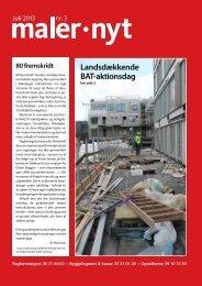 Juni 2013 - Malernes Fagforening Storkøbenhavn