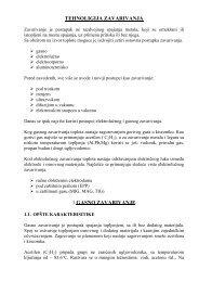 Tehnologija zavarivanja - Seminarski Maturski Diplomski Radovi