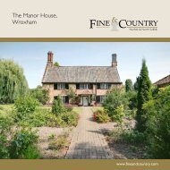The Manor House, Wroxham - Fine & Country