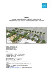 2012-05-10_RapportRuimtelijkeonderbouwing met bijlagen