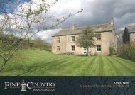 Knotts Farm 8pg landscape new - Fine & Country