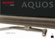 9086 Sharp LCD TV consumenten - VB