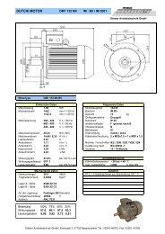 DM1 132 M4 B5 - Stoewer-Getriebe.de