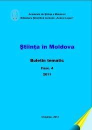 Download - Biblioteca Ştiinţifică Centrală