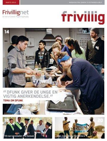 Frivillig 1 2012 - Dansk Flygtningehjælp