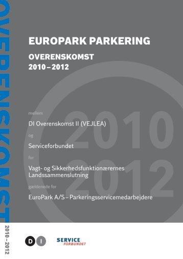 eurOpark parkering - DI