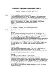 Referat af bestyrelsesmøde den 19. august 2011