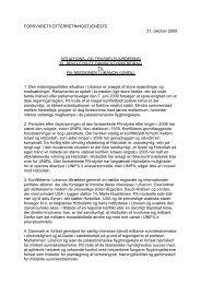 Hent situations- og trusselsvurdering af 21. oktober 2009