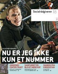 Socialrådgiveren nr. 18-2011 - Dansk Socialrådgiverforening