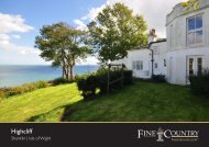 Highcliff - Fine & Country