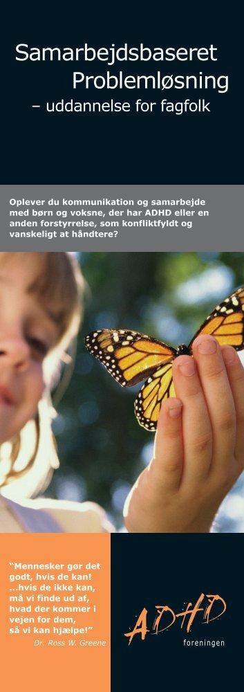 Samarbejdsbaseret Problemløsning - ADHD: Foreningen