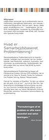 Samarbejdsbaseret Problemløsning - ADHD: Foreningen - Page 3