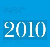 Årsregnskab 2010 (PDF) - Finansforbundet