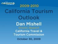 10 SoCal Outlook Conference (October 30, 2009) - the California ...