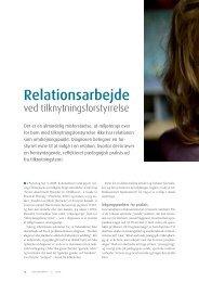 Relations arbejde - Elbo
