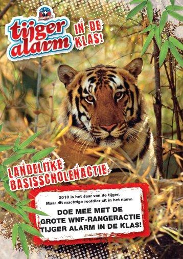 in de KLAs! LAndeLijKe bAsisschoLenActie. - Wereld Natuur Fonds