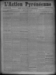 30 Septembre 1909 - Bibliothèque de Toulouse